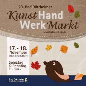 Kunst-Hand-Werk-Markt