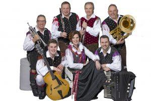 Konzert mit den Schwarzwaldkrainern