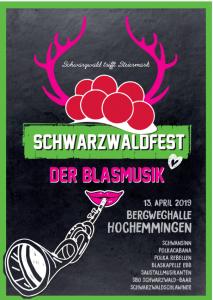 Schwarzwaldfest der Blasmusik